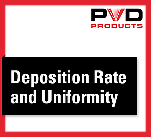 Deposition-Rate-and-Uniformity