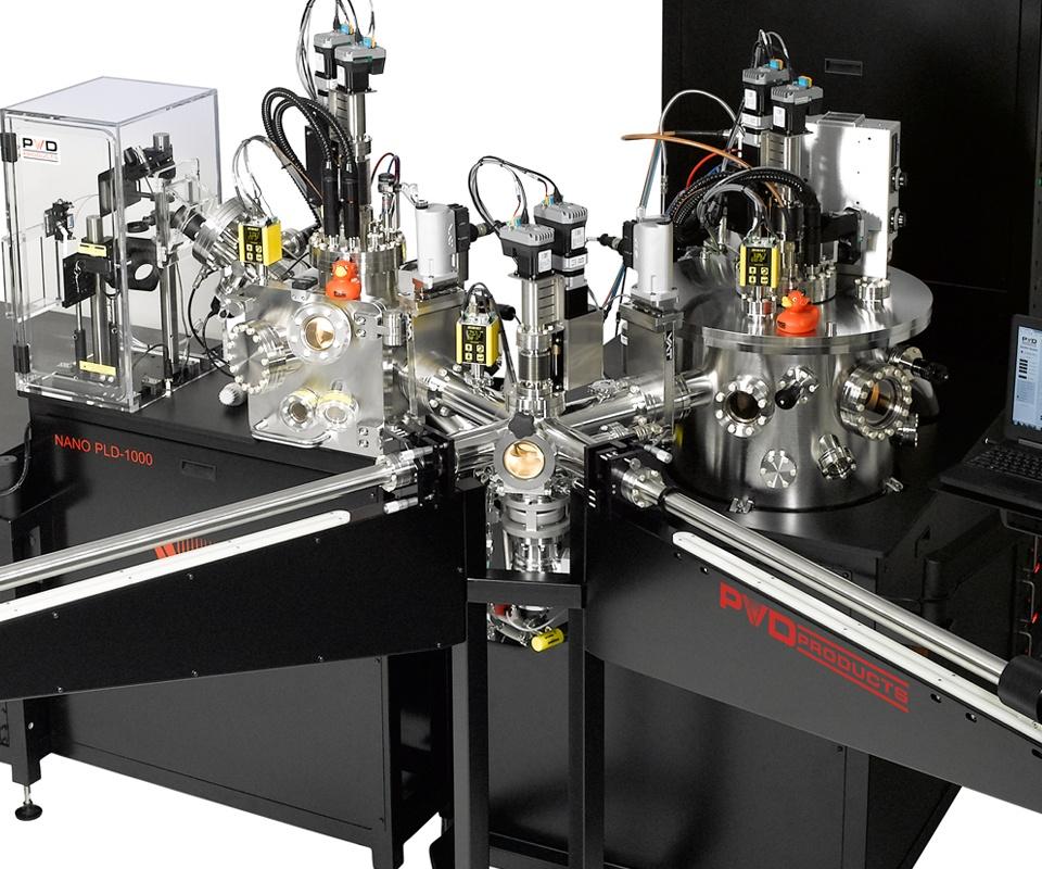 custom physical vapor deposition system